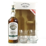 Bowmore 12 years old glass pack whisky