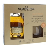 Glenrothes Select Reserve Glass Pack whisky