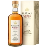 GoldCock 10yo Single malt whisky 0,7