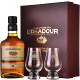 Edradour Distillery edition 10 year old Highland Glass Pack whisky