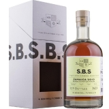 S.B.S. Jamaica 2010 Bourbon and Port Cask Matured rum 0,7