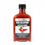 The Chilli  Doctor Red Jalapeno mash bez semínek 200ml