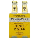 Fever-Tree Premium Indian Tonic water 4 x Pack 200 ml