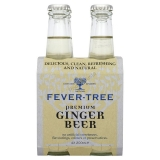 Fever-Tree Premium Ginger Beer 4 x Pack 200 ml