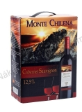 Monte Chilena Cabernet Sauvignon 3L Bag in Box