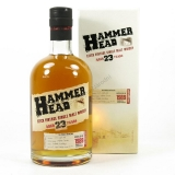 Hammer Head 23 yo whisky 0,7