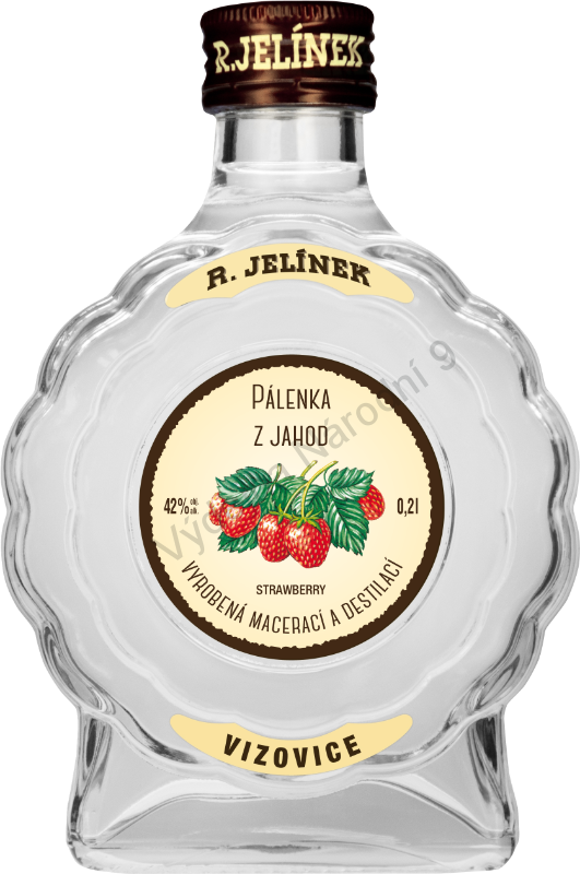 5a3a881a40f Rudolf Jelínek pálenka z jahod 0