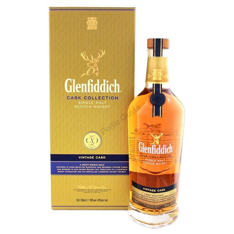 Glenfiddich Cask Collection Select Cask Single Malt Scotch