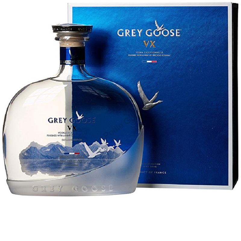 Grey Goose vodka VX Gift Box