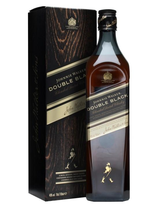 Johnnie Walker Double Black whisky 1l
