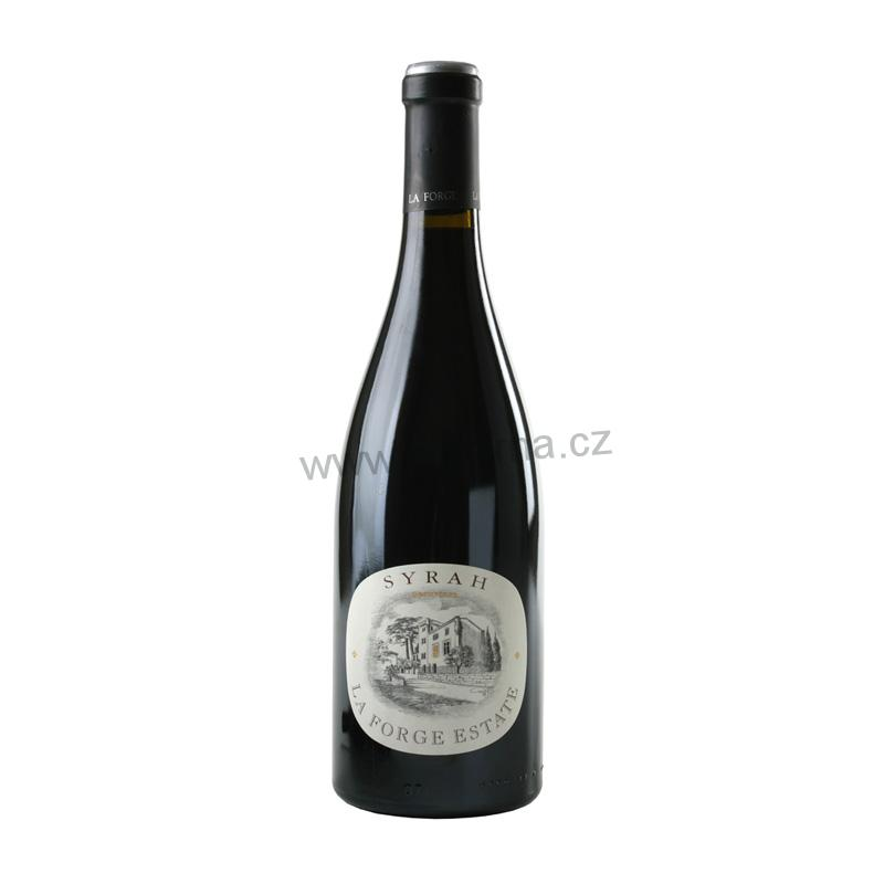 La Forge Estate Syrah Pays d'Oc 0,75