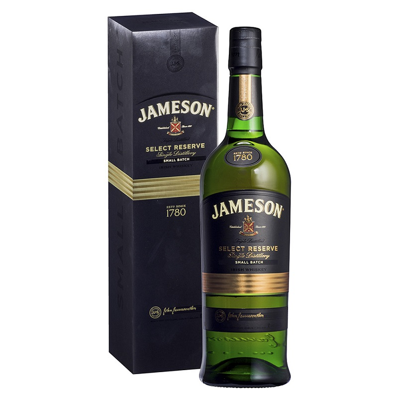 John Jameson Select Reserve whiskey 0,7l