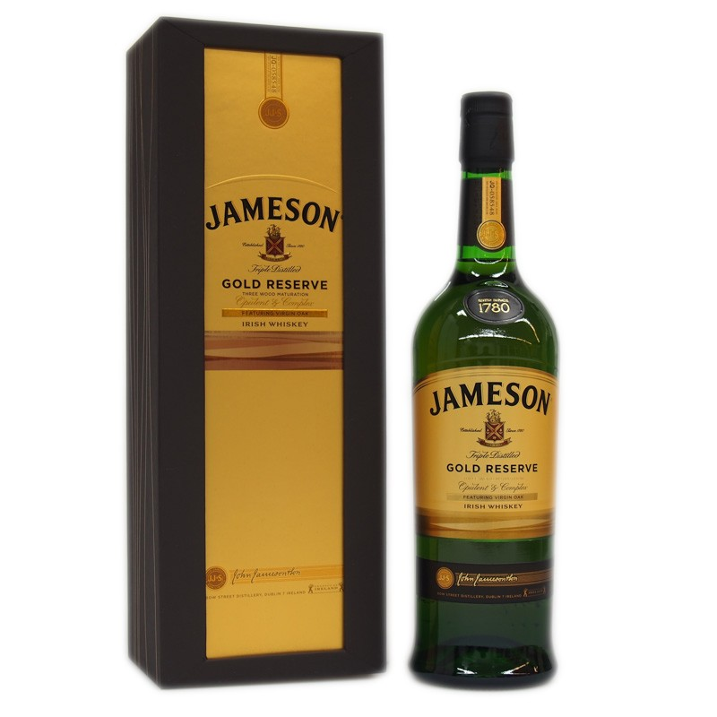 John Jameson Gold Reserve Irish whiskey 0,7l