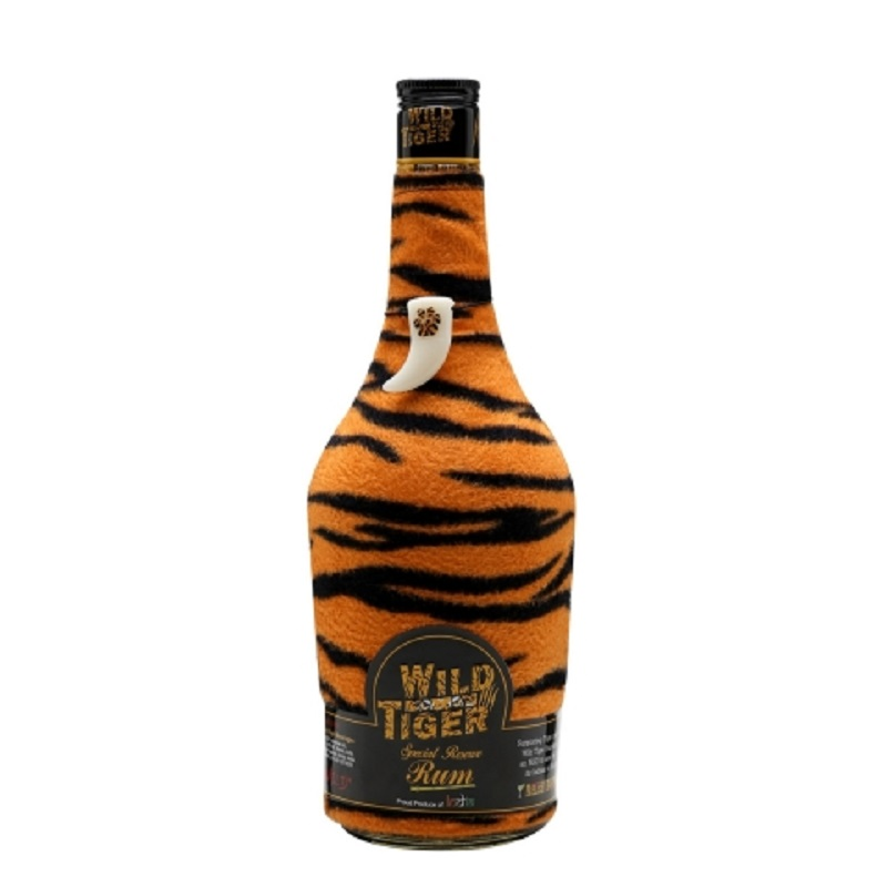 - akce a sleva Wild Tiger Special Reserve Rum 0,7 l