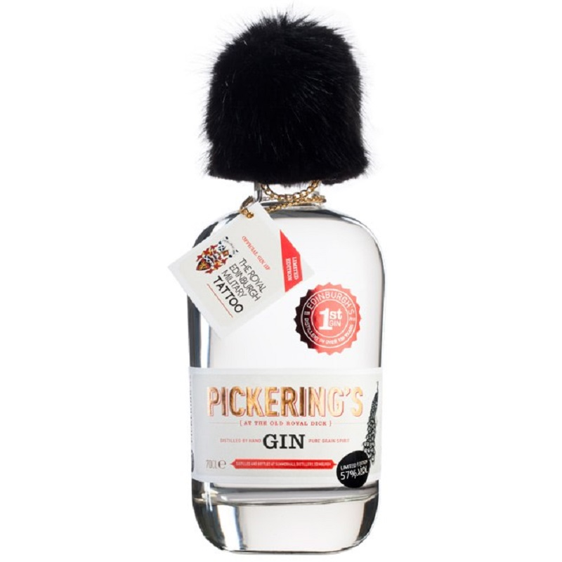 Edinburgh Pickering's Gin Limited Edition 0,7ll