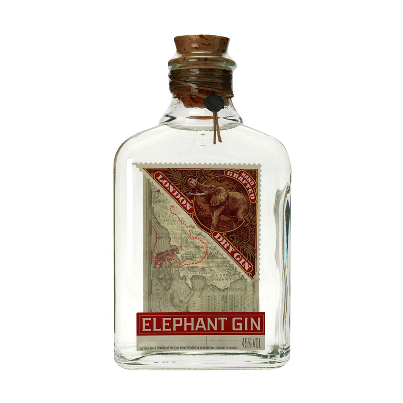 - Elephant London dry gin 0,5