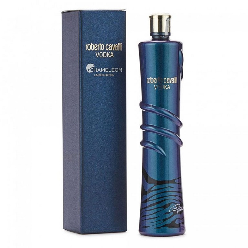 Roberto Cavalli Chameleon Limited edition vodka 0,7l