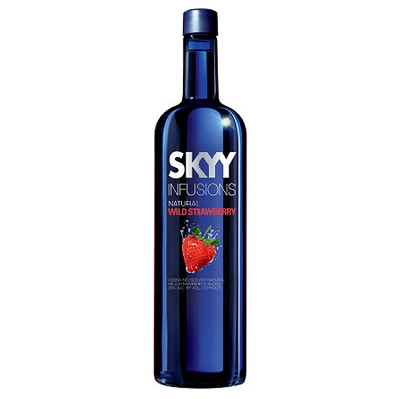 Skyy Strawberry vodka 0,7l