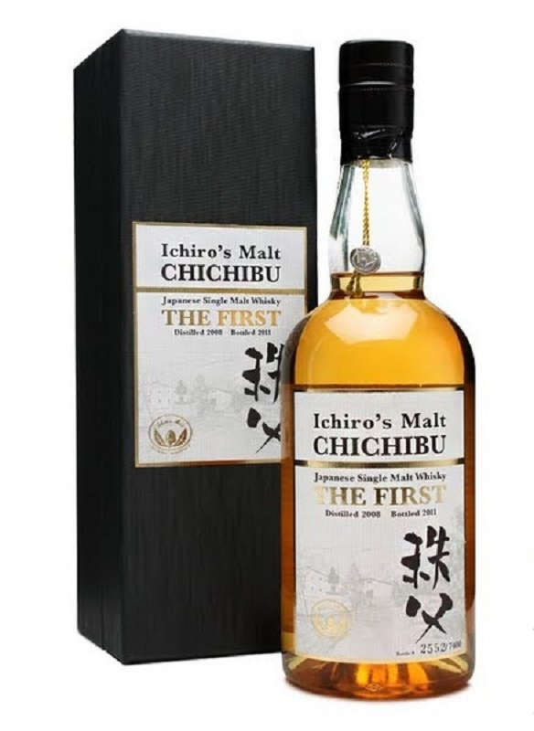 Ichiro's Malt Chichibu The First Single Malt Japanese whisky