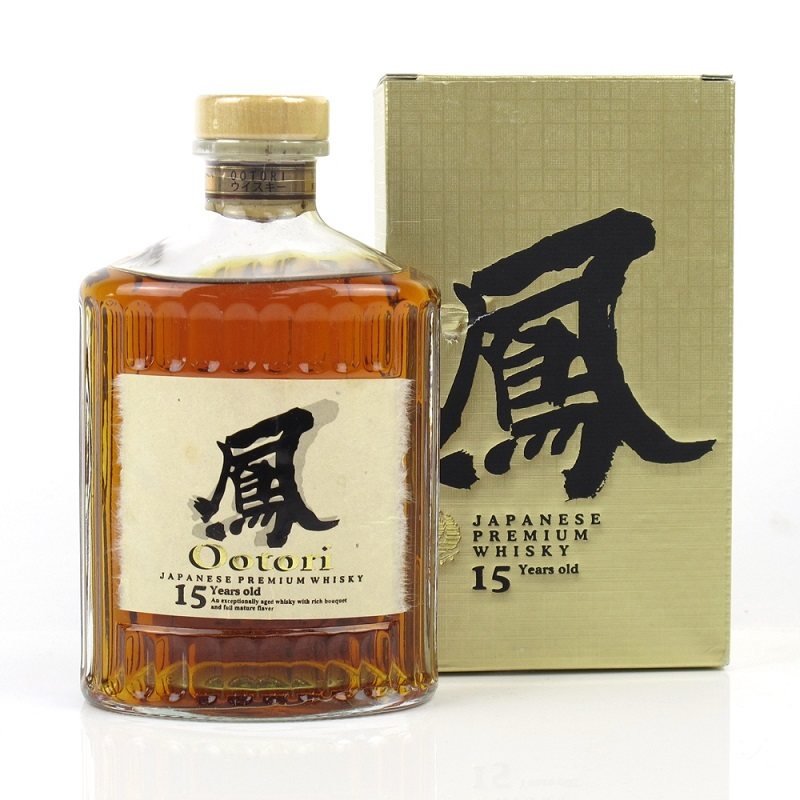 Kuruizawa Ootori 15 years Old Blended malt Japanese Premium whisky