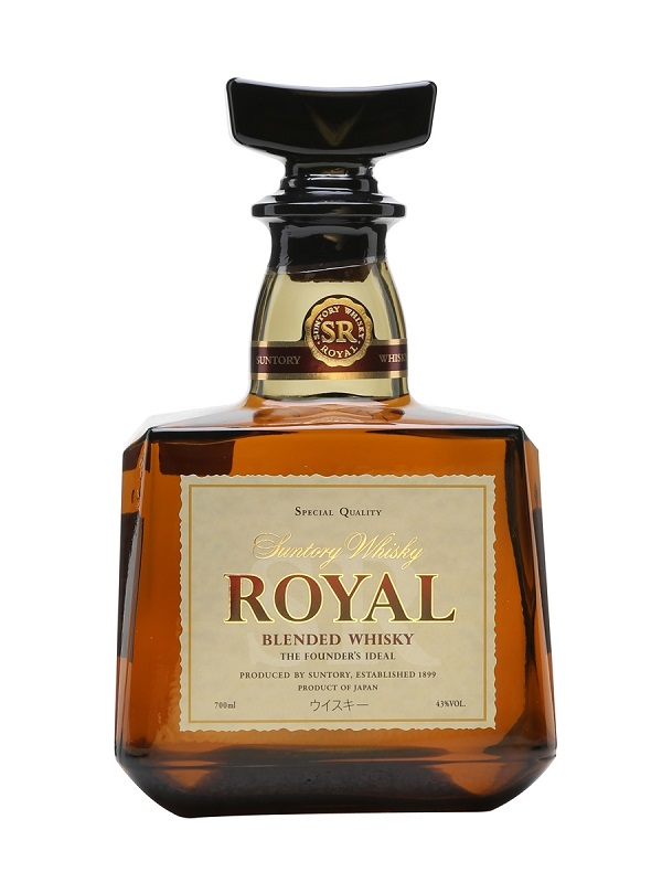 Suntory Royal Blended Japanese Blended whisky 0,7