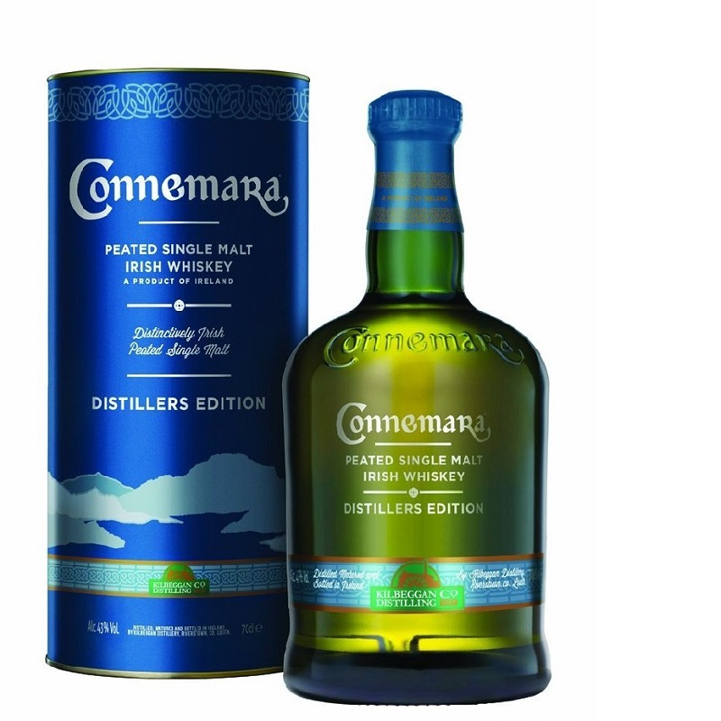 Connemara Distillers Edition Single Malt Irish Whiskey 0,7