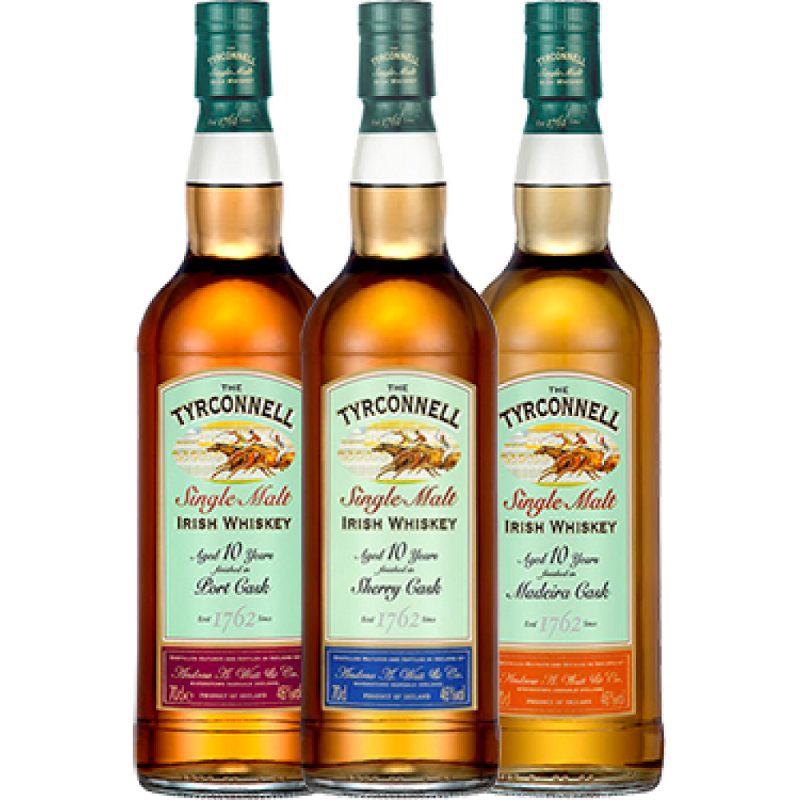 Whiskey Tyrconnell Irish from Cooley