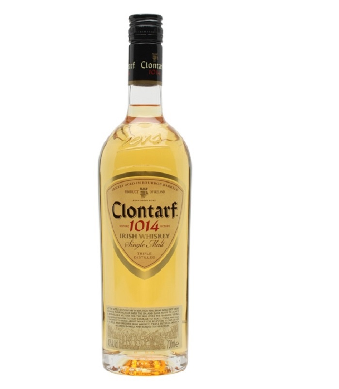 Clontarf Single Malt Irish Whiskey 0,7