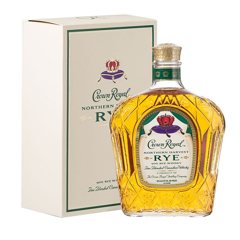 Crown Royal Northern Harvest Rye Canadian whisky 0,7
