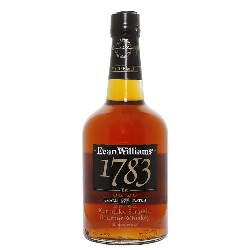 Evan Williams 1783 Small Batch Kentucky Straight Bourbon whiskey 0,7