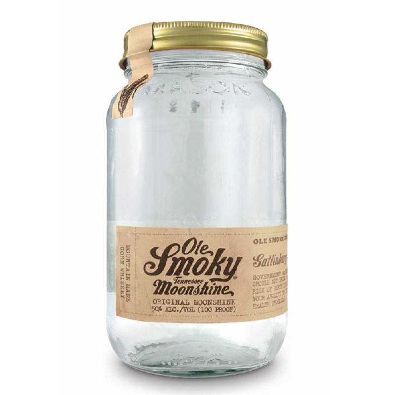 Ole Smoky Moonshine American whiskey 0,7
