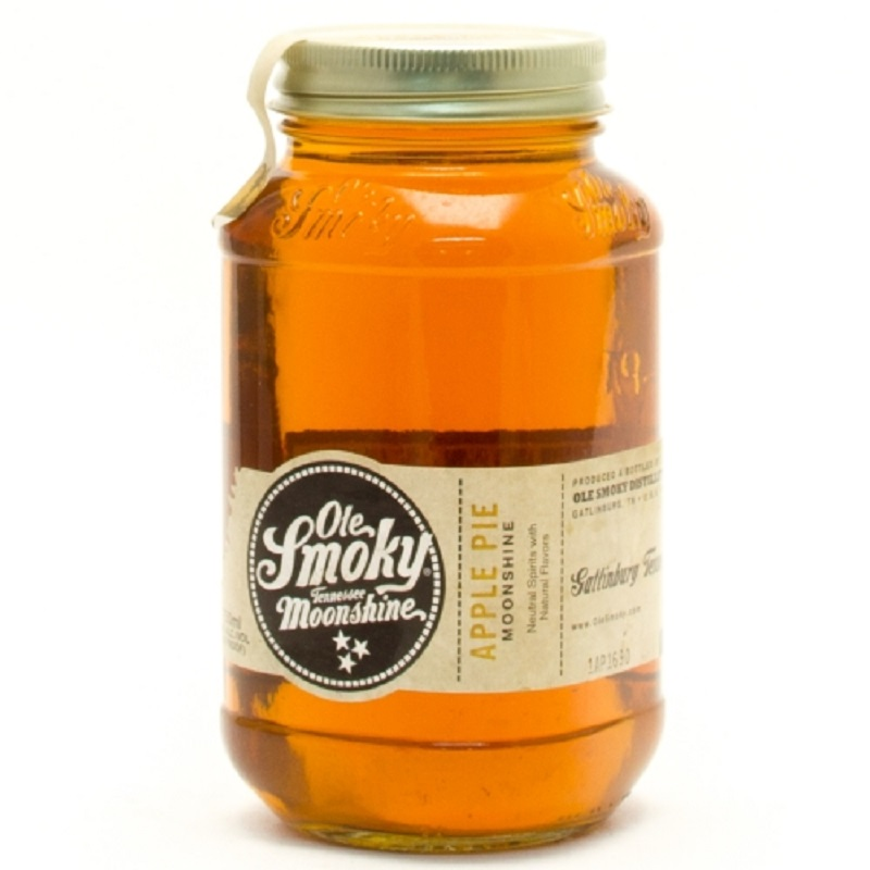 Ole Smoky Apple Pie American whiskey