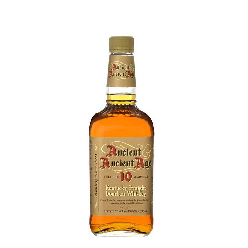 Ancient Ancient Age 10 Star Kentucky straight bourbon whiskey 0,7