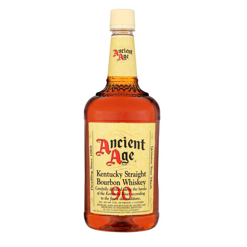 Ancient Age AA 90 Proof Kentucky Straight Bourbon 0,7