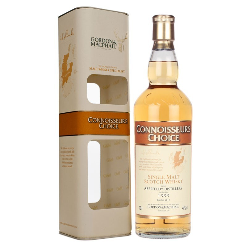 Aberfeldy 1999 Connoisseurs Choice Highlands whisky