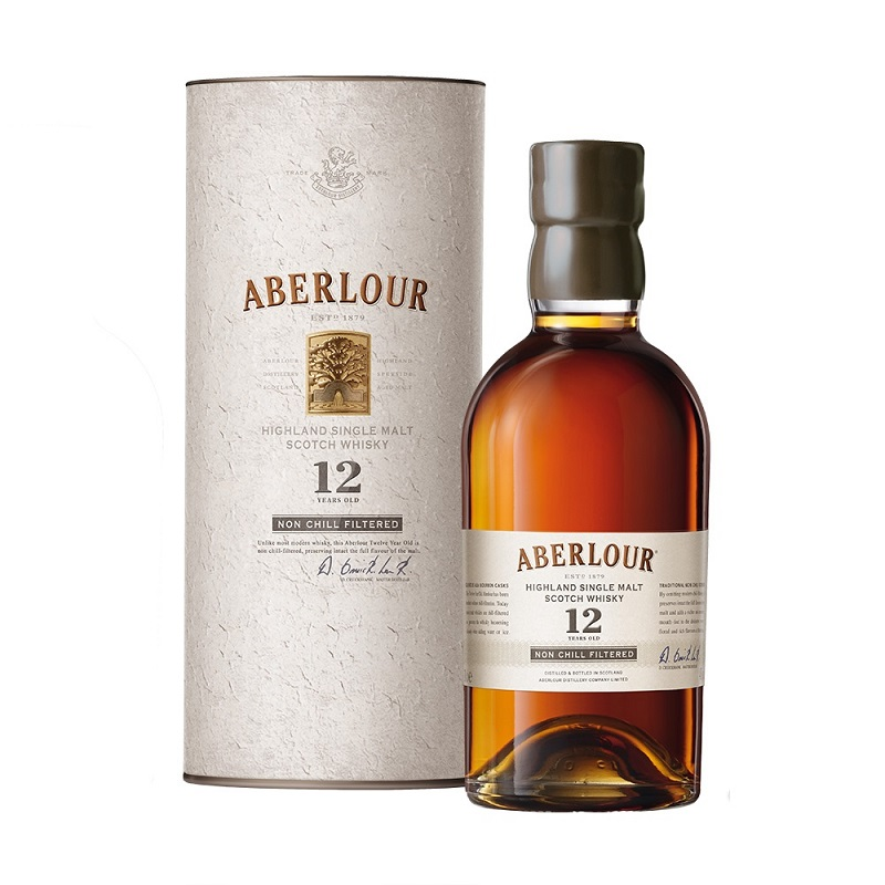 Aberlour 12 Year Old Non Chill-Filtered Whisky