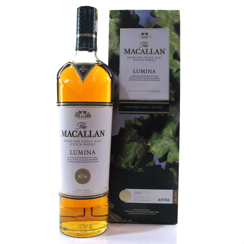 The Macallan Quest collection Lumina whisky 0,7