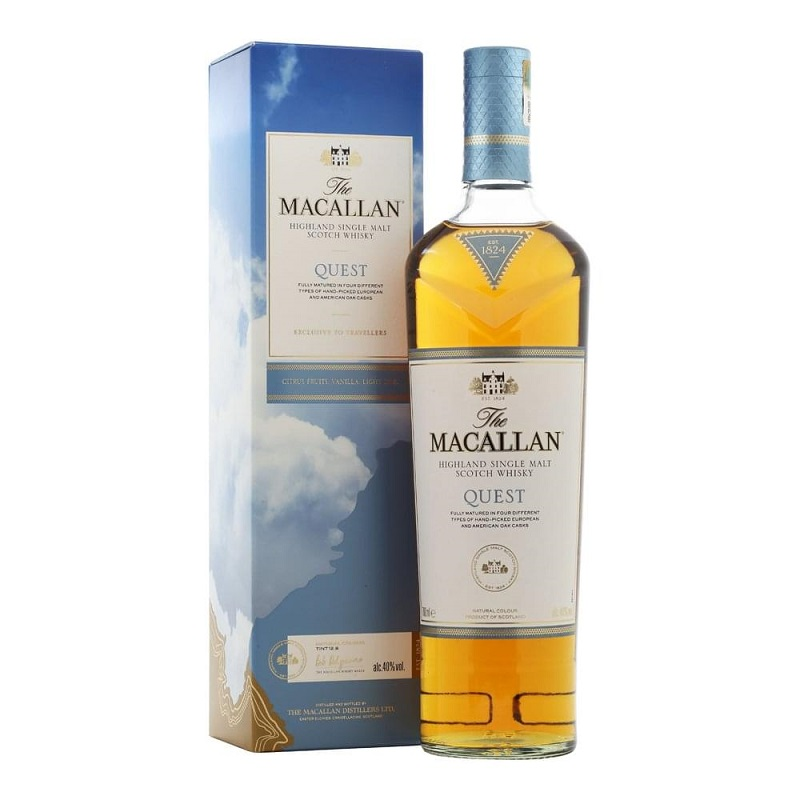 The Macallan Quest collection Quest whisky 0,7