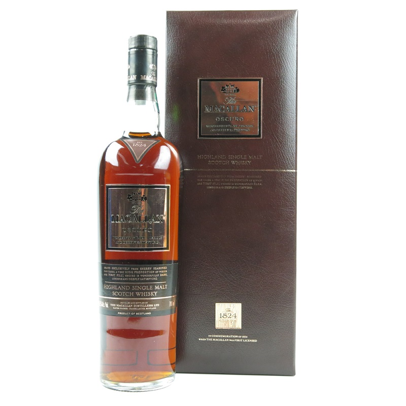 Macallan Oscuro Malt whisky 0,7