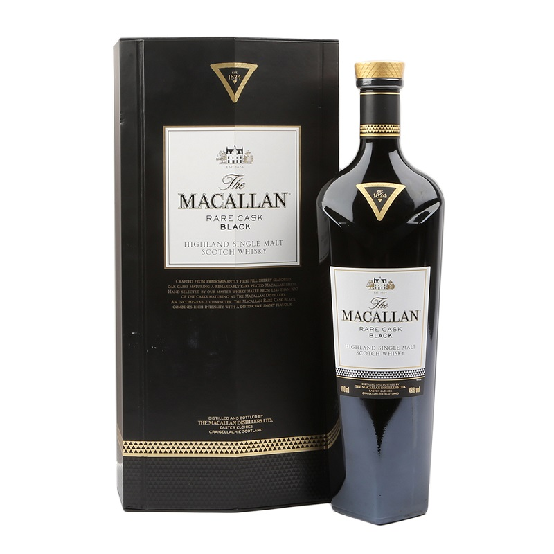 Macallan Rare Cask Black whisky