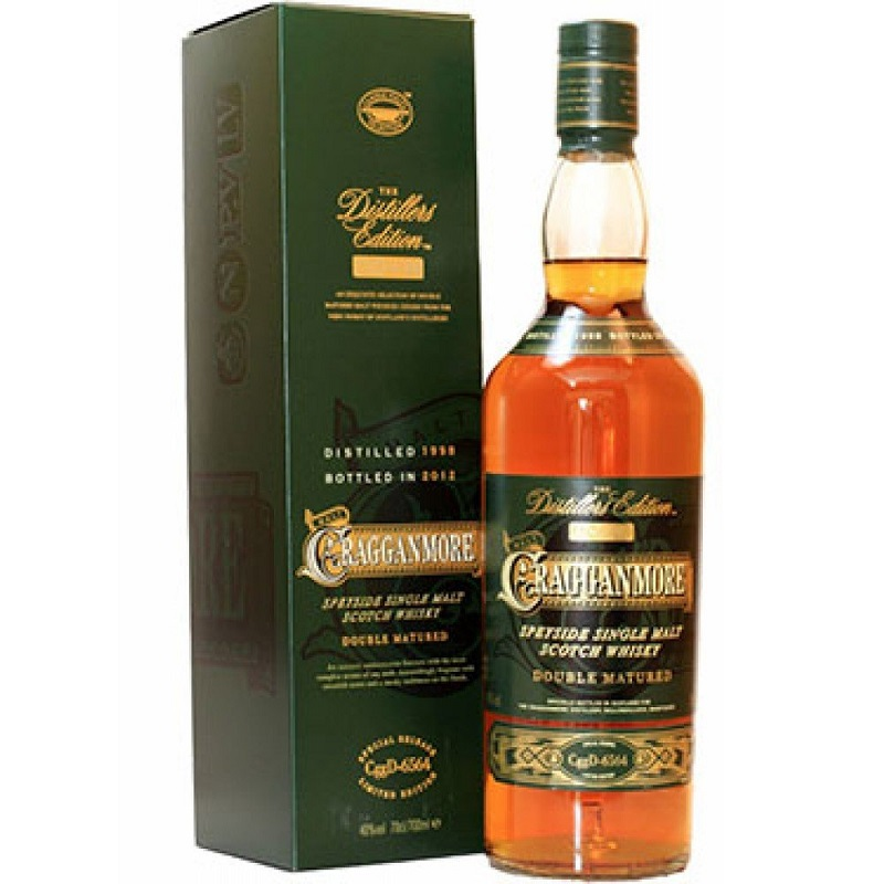 Cragganmore 2005 Distillers Edition whisky