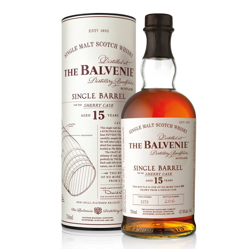 Balvenie 25 Year Old Single Barrel Whisky Review - Malty Mates