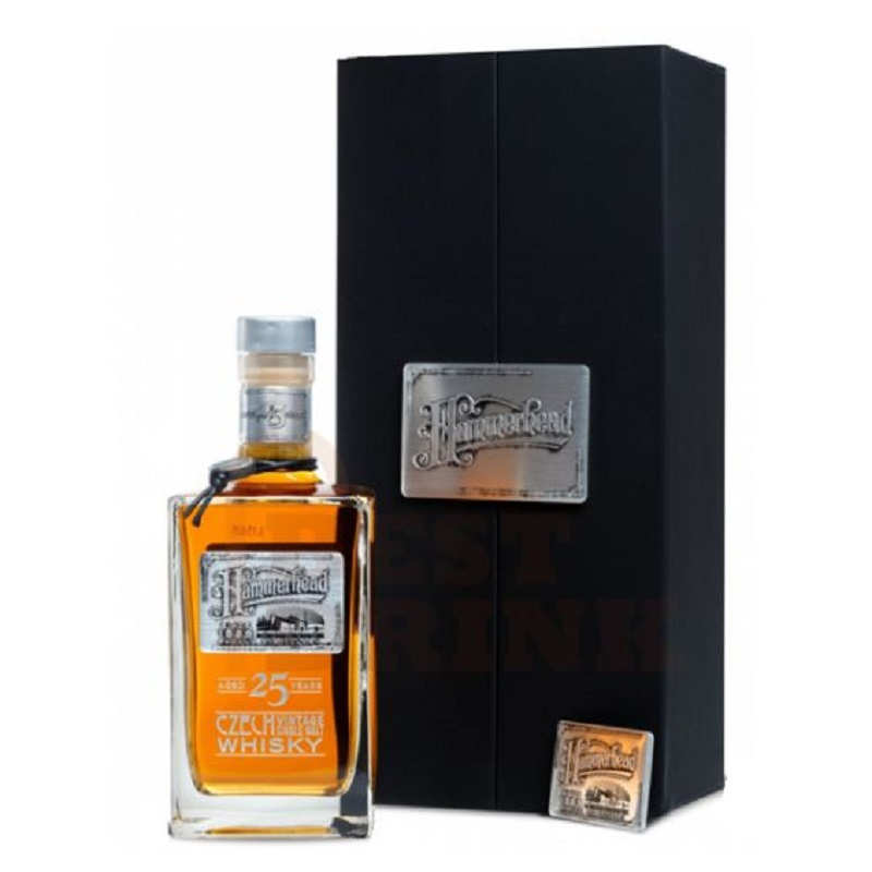 Hammer Head 25 yo whisky 0,7
