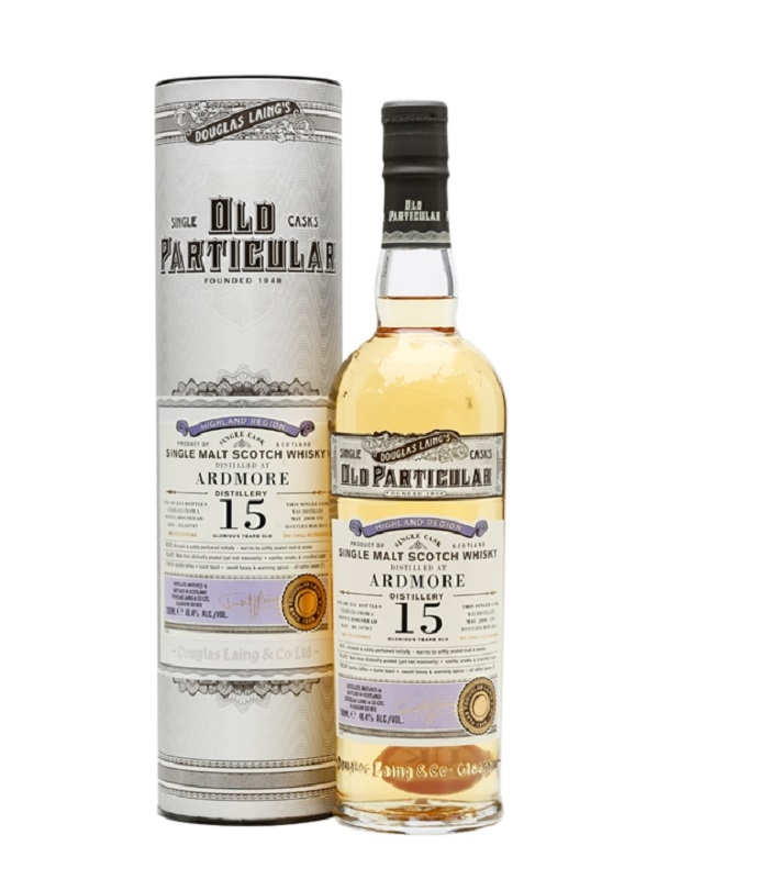 Ardmore 15 Year Old 2000 Old Particular whisky ,7