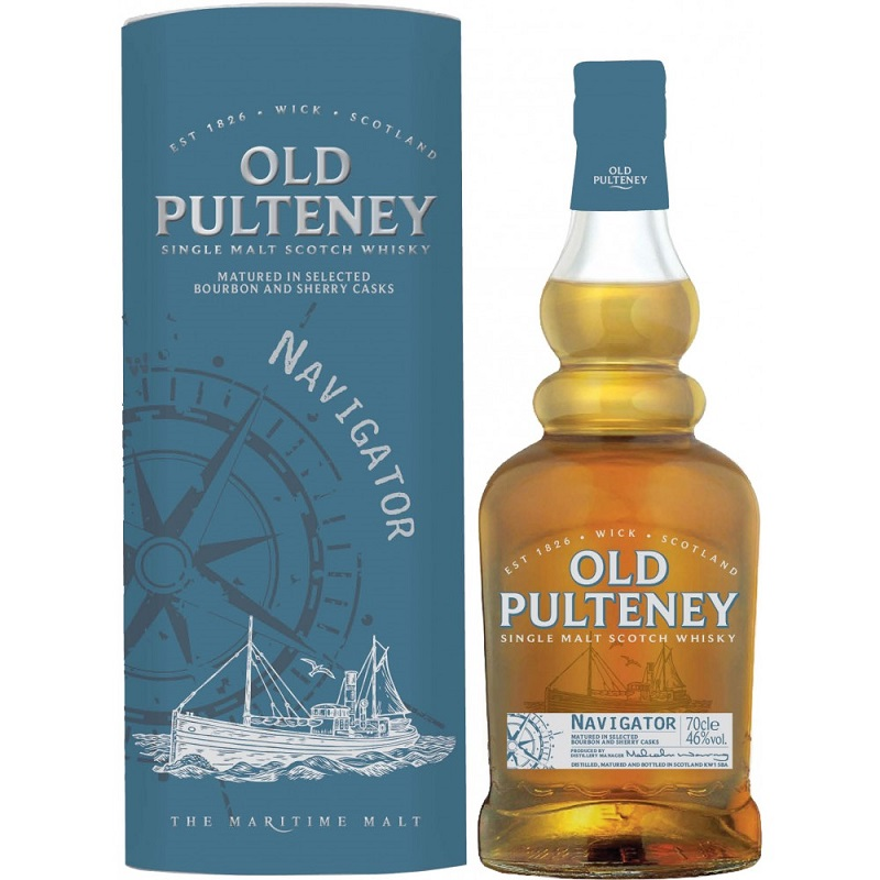 Old Pulteney Navigator Scotch Whisky 0,7