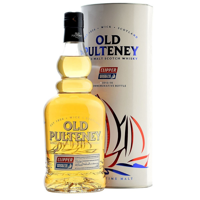 Old Pulteney Clipper Scotch Whisky