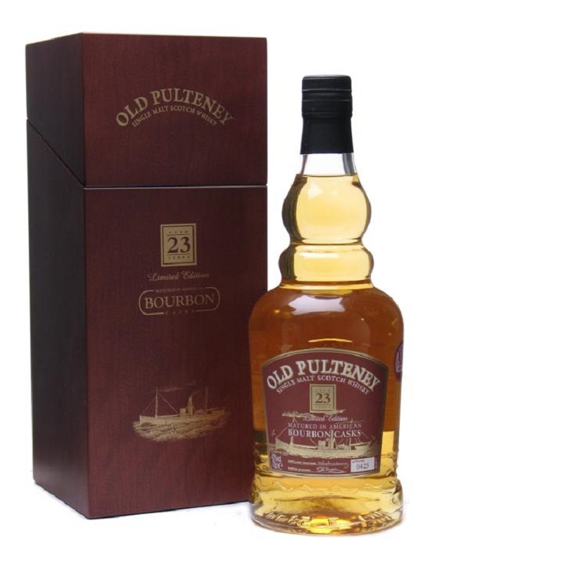 Old Pulteney 23 Year Old - Bourbon Casks Whisky