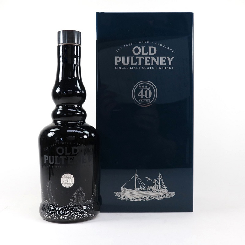 Whisky Old Pulteney 40 Year Old Scotch