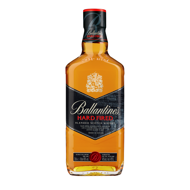 Ballantine's Hard Fired 0,7