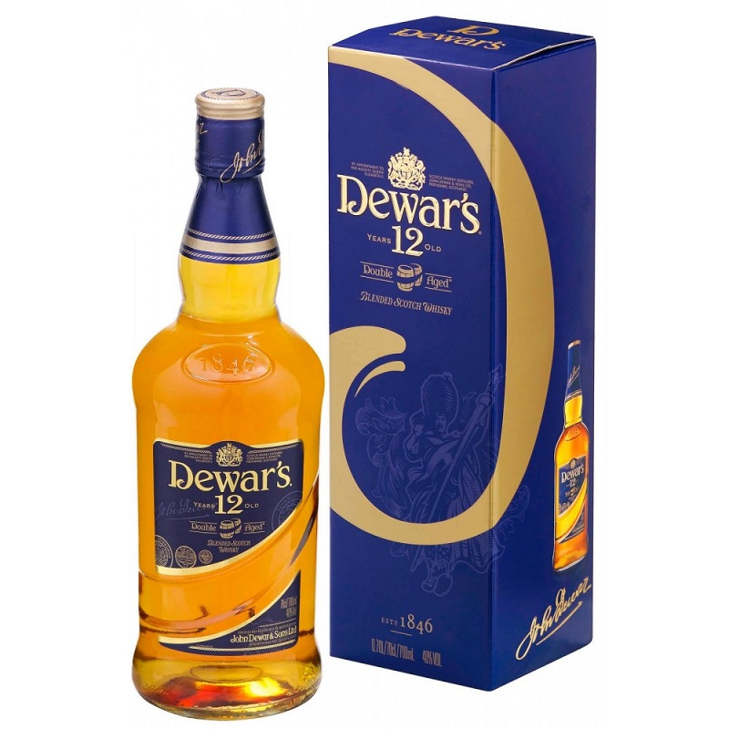 - akce a sleva Dewar's Special Reserve 12 Year Old Whisky 1l